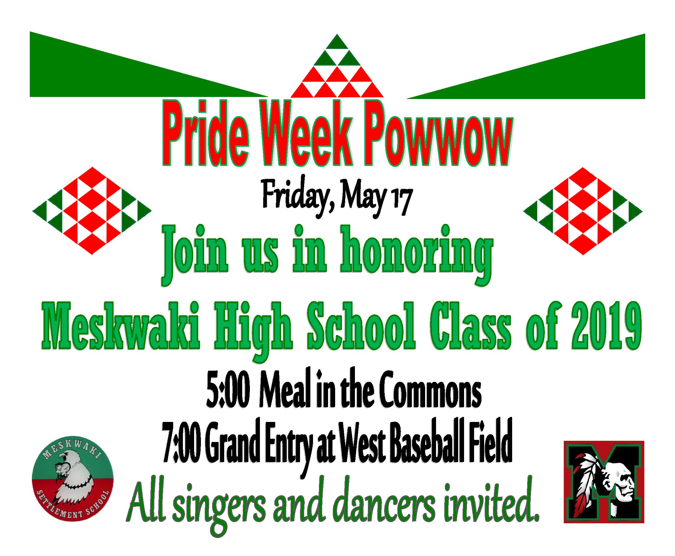 Meskwaki Settlement School – Home of the Warriors
